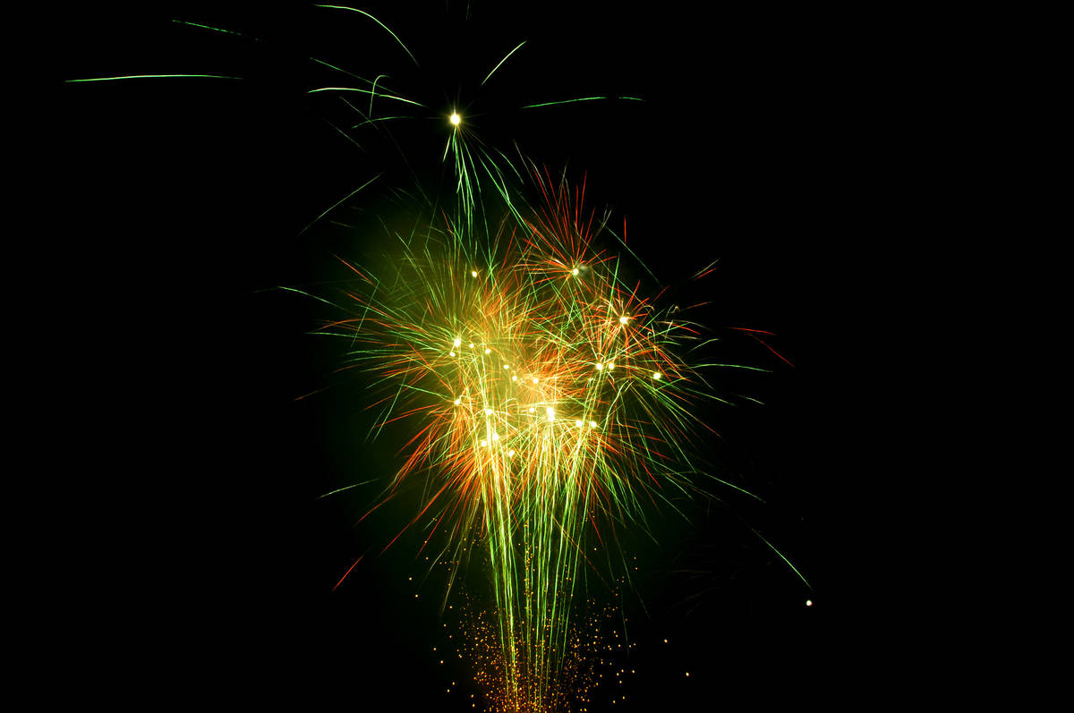 Firework composition